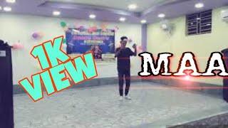 Maa Meri Maa Ka Tu Rakhana khayal Song Dance Cover By Rahul Roy Freestyle (Feel)