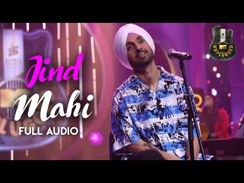 Diljit Dosanjh - Jind Mahi (MTV Unplugged) - Lyrical Video