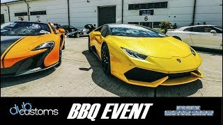 Dub Customs Car Show & BBQ