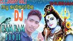 Tu paidal paidal kyu jave bam bam Bhole DJ remix song old best DJ jagat Raj DJ shubham Raj FLP