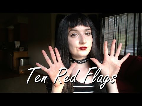 Top Ten Red Flags to Look Out For in BDSM