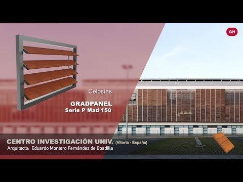 GP P Mad 150  Centro Invest  univ  Vitoria