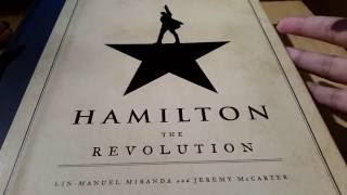 what is hamilton the musical asmr