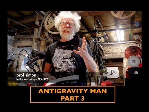 Antigravity machine finished - part 3