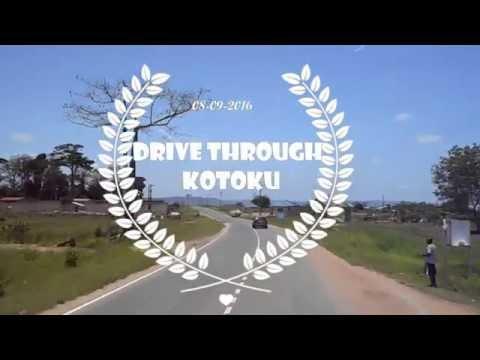 Drive to Medie-Kotoku Township