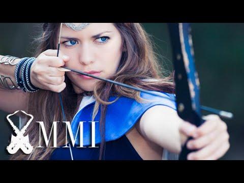 Musica celta irlandesa relajante medieval instrumental gaitas, tambores y flauta de peliculas
