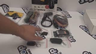 Pandora DX 90 BT распаковка и обзор