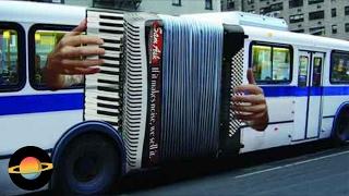 10 kreatywnych reklam na autobusach miejskich, cz. 3