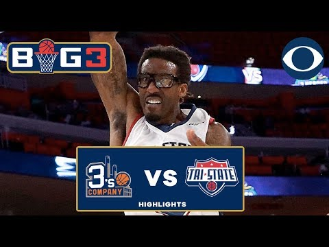 amar'e-stoudemire-throws-down-|-3's-company-earns-first-win-|-big-3-highlights