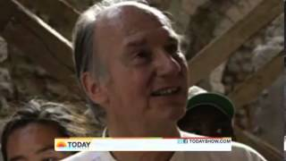 MSNBC  Interview with Aga Khan