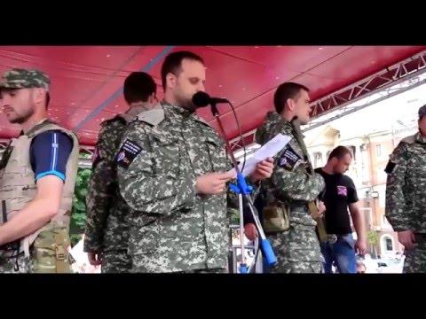 Russische Musik: Vika Ciganova - Novorossia