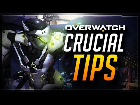 OVERWATCH - Genji Tips and Tricks Guide! Crucial Advice you NEED to Know!