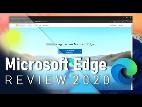 Microsoft Edge Review: Wie Gut Ist Der Neue Microsoft Browser?