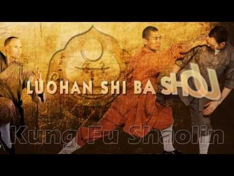 Shaolin Luohan Shi Bashou form. Shi Yan Ti