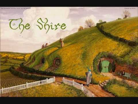 The Shire theme(from the extended edition)
