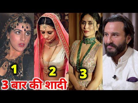 एक-दो नहीं बल्कि 3 शादियां कर चुके है बॉलीवुड के ये सितारे | 10 Bollywood Stars Who Married 3 Times