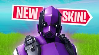 *NEW* DARK VERTEX SKIN GAMEPLAY- Fortnite Battle Royale