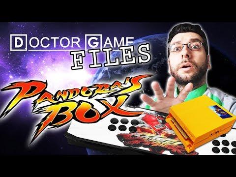 Doctor Game FILES: PANDORA'S BOX