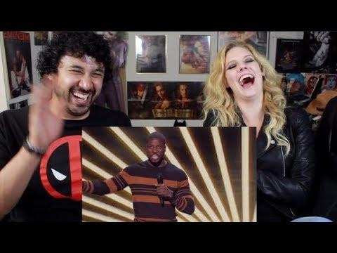 America's Got Talent  Comedian Preacher Lawson Recalls A Weird RunIn With A Stranger REACTION!!!