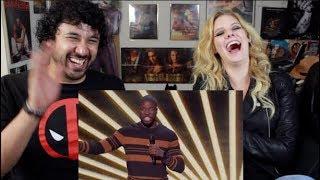 America's Got Talent - Comedian Preacher Lawson Recalls A Weird Run-In With A Stranger REACTION!!!