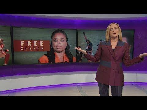 Freedom(ish) Of Speech | September 20, 2017 Act 1 | Full Frontal on TBS