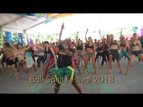 Bali Spirit Festival 2018 :  Let`s Check Out The Healers and Workshops!