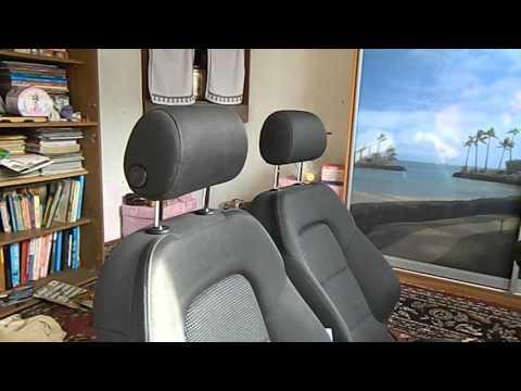 Замена сидений Renault Duster Часть 1