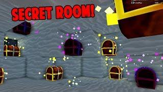SECRET ROOM in Treasure Hunt Simulator | Roblox