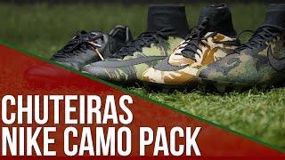 Chuteiras Nike Camo Pack