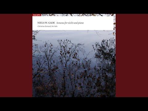 Violin Sonata No. 2 in D Minor, Op. 21: III. Adagio - Allegro moderato - Allegro molto vivace