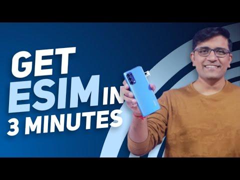 How To Setup Airtel ESIM Easily - Convert Single SIM To Dual-SIM