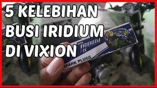 Beli Busi Iridium Yamaha New Vixion dan 5 Kelebihannya