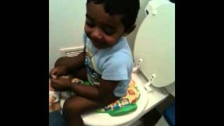 Kids Laugh Potty Seat