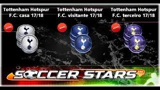 Soccer Stars = New Teams Official Tottenham Hotspur 17/18