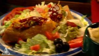 Venison Chimichangas Recipe