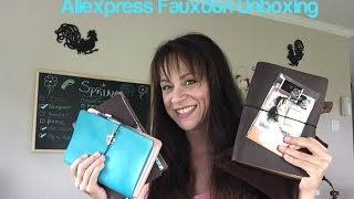 Aliexpress fauxdori haul and comparison