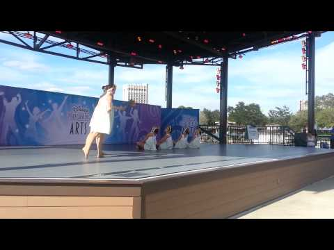 Rosemary's School of Dance Education Disney Performance October 13 2013