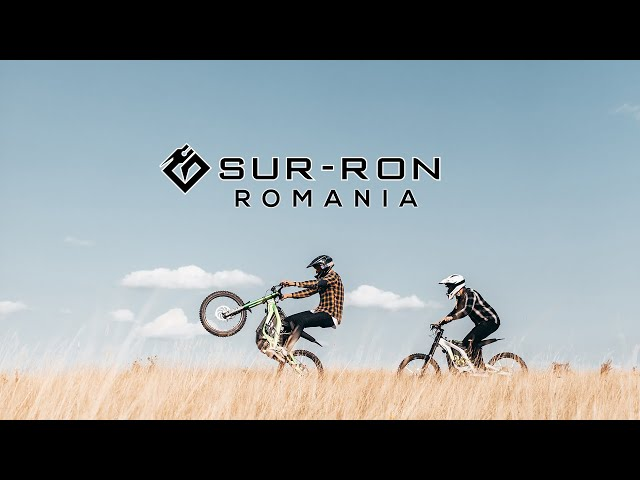 SURRON Romania - The Race