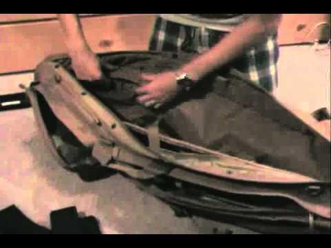 condor sniper drag bag tan youtube. Black Bedroom Furniture Sets. Home Design Ideas
