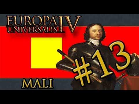 Let's Learn Europa Universalis IV – Rule Britannia -  Mali - Part 13