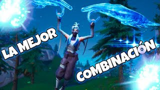 THE BEST COMBINATION for KUNO SKIN in Fortnite - Gunner496
