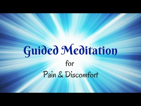 Guided Meditation for Pain & Discomfort | Heal Your Body | Guided Visualization