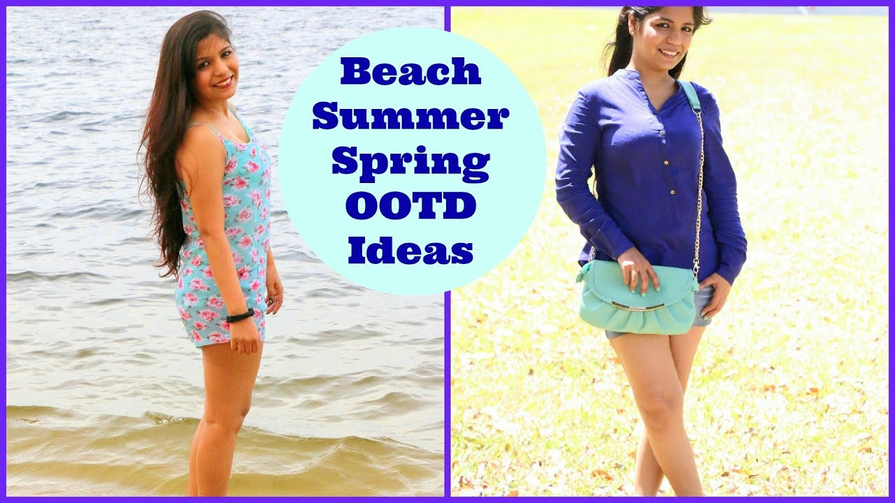 Summer Outfit Ideas , What To Wear To Beach and Park ...
