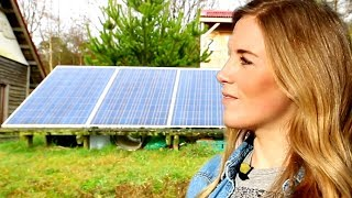 Could You Power Your Own Commute? | Living Off Grid with Maddie Moate | Earth Lab