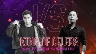 [24.11.2018] Team Pewpew vs Team Thầy Ba [King Of Celebs][Allstar VietNam 2018]