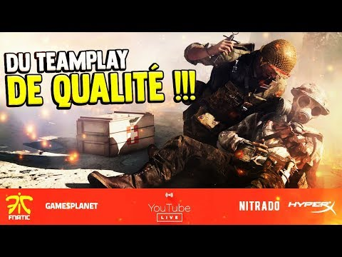 DU TEAMPLAY DE QUALITÉ SUR BATTLEFIELD V ! thumbnail