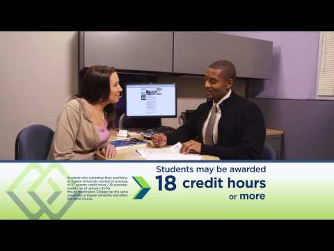 Earn College Credit For Work Experience