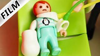 Playmobil Film Deutsch - EMMAS HAND-OP! FAMILIE VOGEL WIEDER IM KRANKENHAUS - Kinderfilm