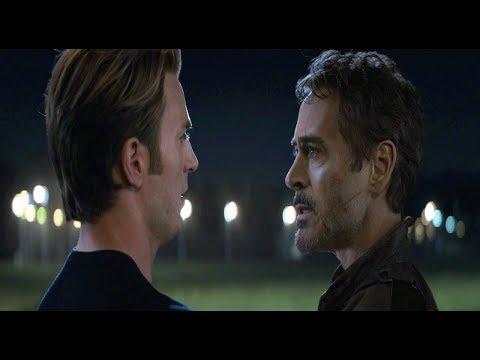 "Avengers Endgame -""Tony Stark Back To Earth"" Clip In Hindi 4k HDR ⚡⚡⚡"