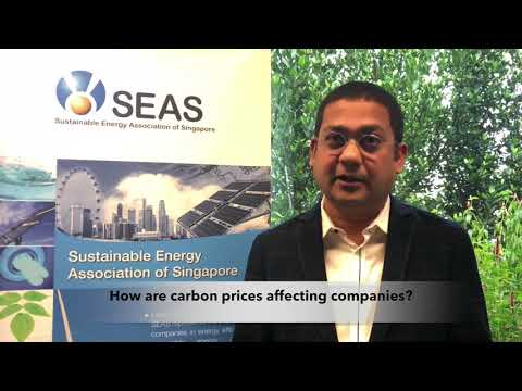 A discussion on Climate Change and Carbon Credits with Vinod Kesava of Climate Resource Exchange